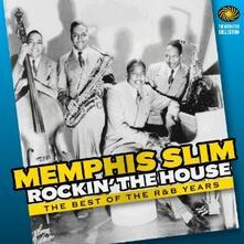Rockin' the House - CD Audio di Memphis Slim