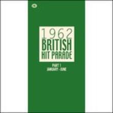 The 1962 British Hit Parade Part 1 - CD Audio