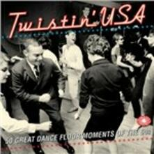 Twistin' Usa - CD Audio
