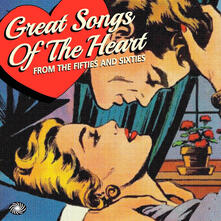 Great Songs of the Heart - CD Audio