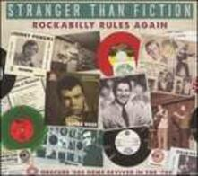 Stranger Than Fiction - CD Audio