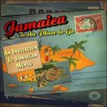 Jamaica Is the Place to Go - CD Audio