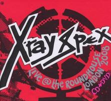 Live @ the Roundhouse - CD Audio + DVD di X-Ray Spex