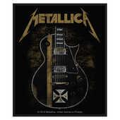 Idee regalo Toppa Metallica. Hetfield Guitar Import