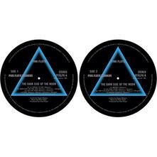 Tappetino Per Giradischi Pink Floyd. Dark Side Of The Moon