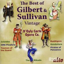 Hits From 7 Shows - CD Audio di William S. Gilbert,Arthur Sullivan