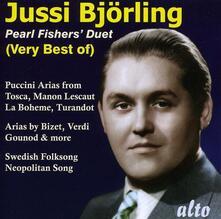 Pearl Fishers Duet.Very B - CD Audio di Jussi Björling