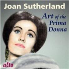 Art of the Prima Donna - CD Audio di Joan Sutherland