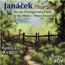 Musica per pianoforte - CD Audio di Leos Janacek,Radoslav Kvapil