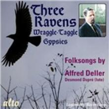 Three Ravens - CD Audio di Alfred Deller