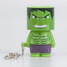 Marvel: The Hulk Clip On Mini Look-Alite