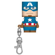 Marvel: Captain America Clip On Mini Look-Alite
