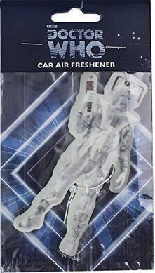 Dr Who 50th. Cyberman. Car Air Freshener