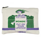 Idee regalo Beauty Case Suffragettes Half Moon Bay