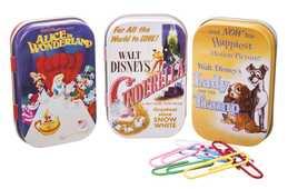 Idee regalo Set 3 Scatoline Metalliche Disney Classic. Classic Film Posters Half Moon Bay