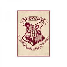 Magnete in metallo Harry Potter. Stemma di Hogwarts