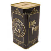 Idee regalo Salvadanaio in metallo Harry Potter. Gringott Half Moon Bay