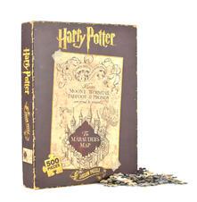 726900eae4 Puzzle 500 pezzi Harry Potter. Mappa del Malandrino