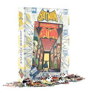 Giocattolo Puzzle Batman. 500 pezzi Half Moon Bay