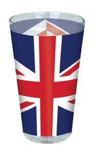 Bicchiere Union Jack. Flag - 2