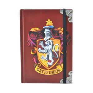 Quaderno Notebook A6 Harry Potter. Gryffindor. Grifondoro