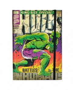 Quaderno Marvel. Hulk Comic Cover