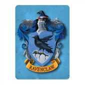 Idee regalo Magnete in metallo Harry Potter. Ravenclaw. Corvonero Half Moon Bay