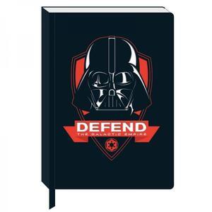 Quaderno A5 Star Wars. Darth Vader Icon