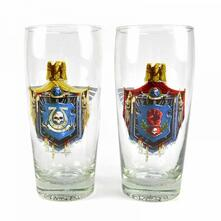 Chapter Warhammer. Glass Set Of 2. Large. Warhammer