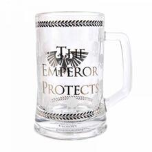Warhammer. Glass Tankard. Warhammer. Emperor