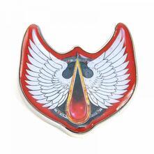 Warhammer. Enamel Badge. Warhammer. Blood Angels