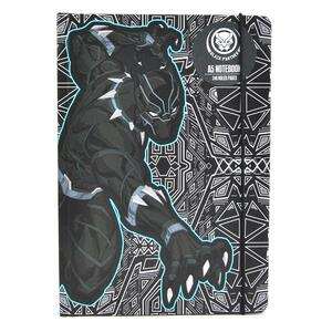 Quaderno A5 Marvel. Black Panther