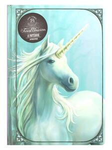 Quaderno A4 Anne Stokes. Forest Unicorn
