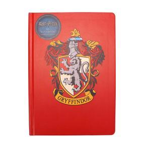 Quaderno Notebook A5 Harry Potter. Gryffindor. Grifondoro