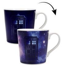 Tazza Termosensibile Dr Who. Galaxy