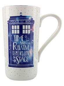 Tazza Dr Who. Galaxy