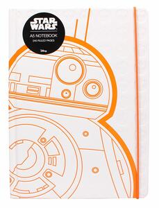 Quaderno A5 Star Wars. Bb-8