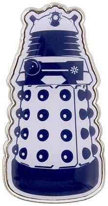 Pin Badge Smaltato Dr Who. Dalek
