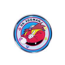 Spilla Smaltata Sega. Sonic. Eggman Pin Badge Enamel