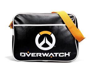 Cartoleria Borsa Tracolla Overwatch. Logo Messenger Bag Half Moon Bay