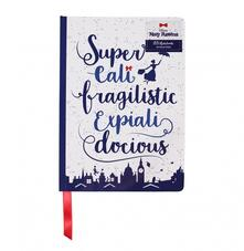 Quaderno Disney. Mary Poppins. London A5 Notebook