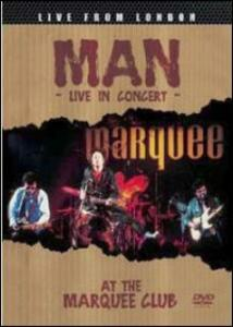 Man. Live at the Marquee Club 1983 - DVD
