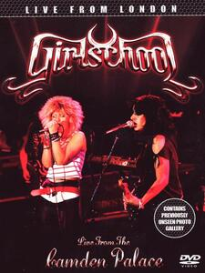 Girlschool. Live From the Camden Palace - DVD