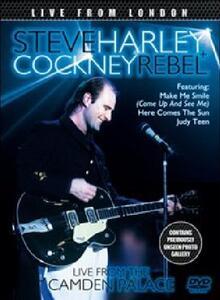 Steve Harley & Cockney Rebel. Live From London - DVD