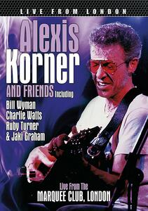 Alexis Korner and Friends. Live From The Marquee Club, London - DVD