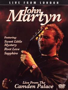 John Martyn. Live From The Camden Palace - DVD