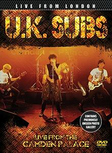 The UK Subs. Live from London - DVD