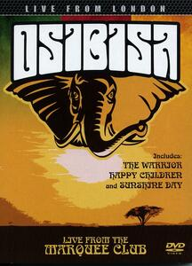 Osibisa. Live From the Marquee Club - DVD
