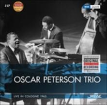 Live in Cologne 1963 - Vinile LP di Oscar Peterson