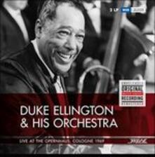 Live in Cologne 1969 - Vinile LP di Duke Ellington